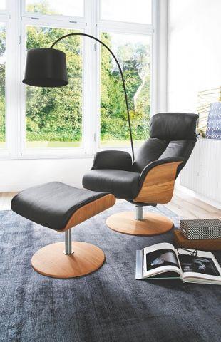 Relax - Sessel Hilko mit Hocker