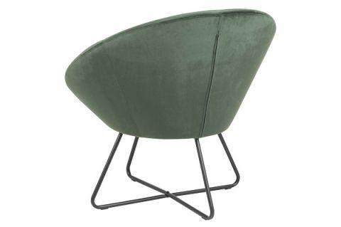 Loungestuhl Canterbury waldgrün