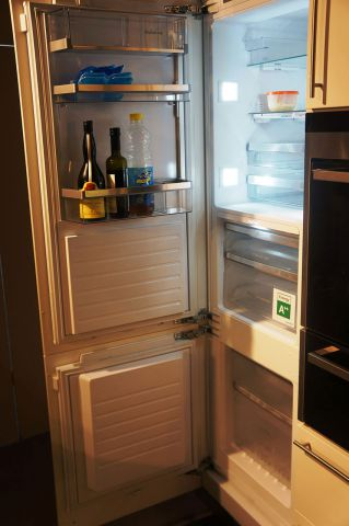 Einbauküche Nobilia Lux 555 HG Koje 1.18