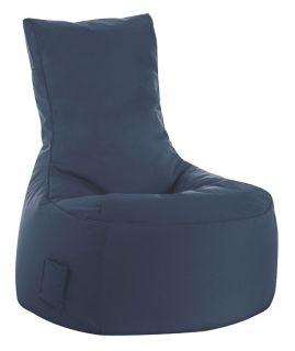 Sitzsack Swing Scuba Jeansblau